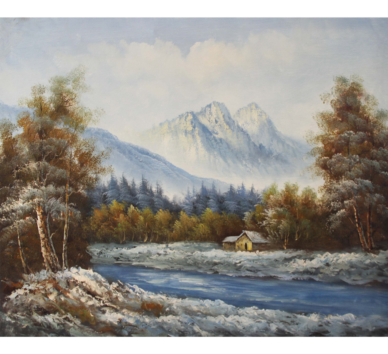 Know the Different Types & Tips of Landscape Paintings!